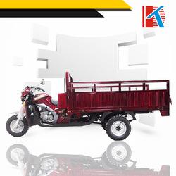 Fashion design wholesale delivery van cargo tricycle