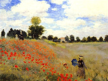 High quality oil painting handmade Cloude Monet reproduction