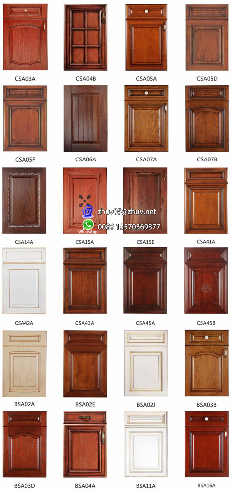 zhihua esche massivholz küchenfronten-Wandschrank-Produkt ID ...