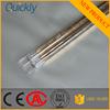 Gold energy-saving halogen heat tube for greenhouse solar warming