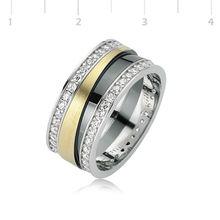 Tekbir Silver 925 Pair Wedding Ring   WR0820130