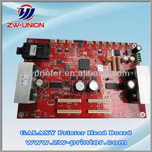 GALAXY printer spare parts main board/head board/dx5 eco solvent printer parts