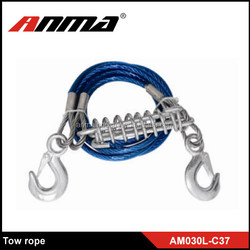 New and Best Selling Car Tow Cable Towing Pull Rope Snatch Strap