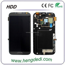 2015 hot hot sale lcd high quality for samsung note 2/3/4 lcd with digitizer For Samsung Galaxy Note Edge lcd factory price