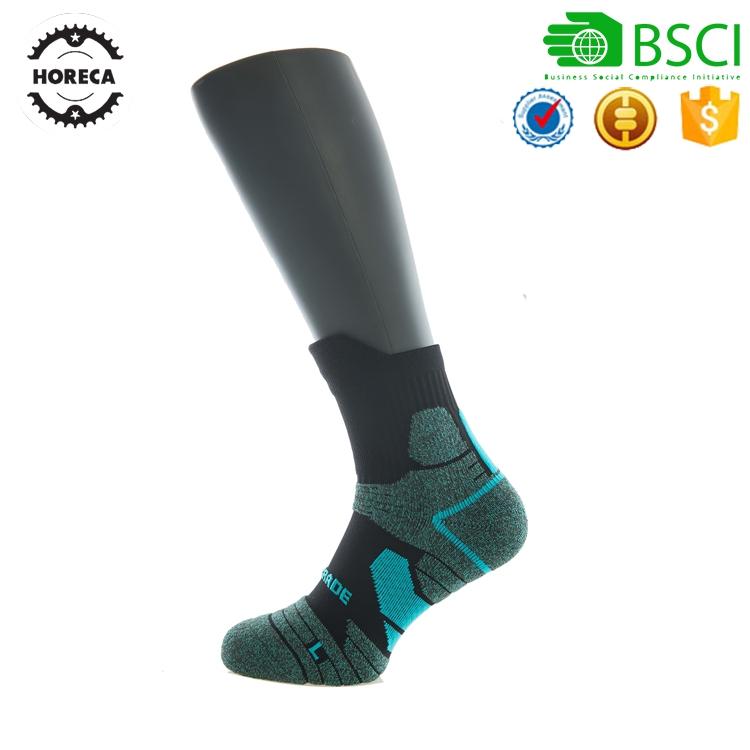 Top Quality Sport Basket Slipper 100% Cotone Calzino Calze A Compressione di Energia