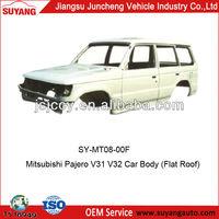 Auto Car Body Shell for Mitsubishi Pajero V31 V32