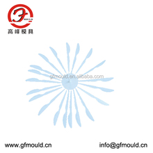 disposable food knife mold 2012