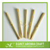 2015 wholesale cheap reed diffuser glass diffuser use reed diffuser wooden stick