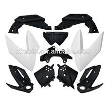White Bodywork ABS Plastic Fairing Cowl kit Wholesale For Yamaha XJ6 2009-2012 2011 2010