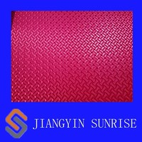 pu coated/waterproof 210d polyester oxford cloth roll price fabric