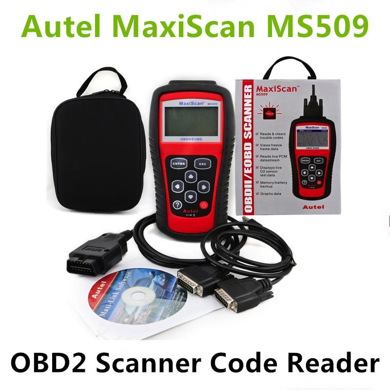 Autel Maxiscan Ms509 инструкция на русском - фото 2
