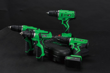 10.8V/14.4v/18V rechargeable cordless li-ion driver drill/ Cordless Electric Hand Drills/Power Tools