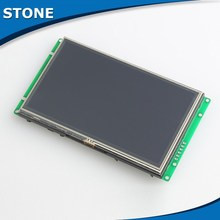 """2015 7"""" lcd flexible display module usb tft touch screen"""