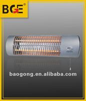 1800w wall mounted humidifier electric quartz heater