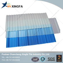 Translucent pvc roof shingles warehouse used skylighting building facade materials
