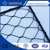 316/304 Stainless steel wire mesh cable rope mesh