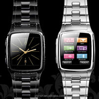 high-end china supplier touch screen GSM 3G smart phone watch