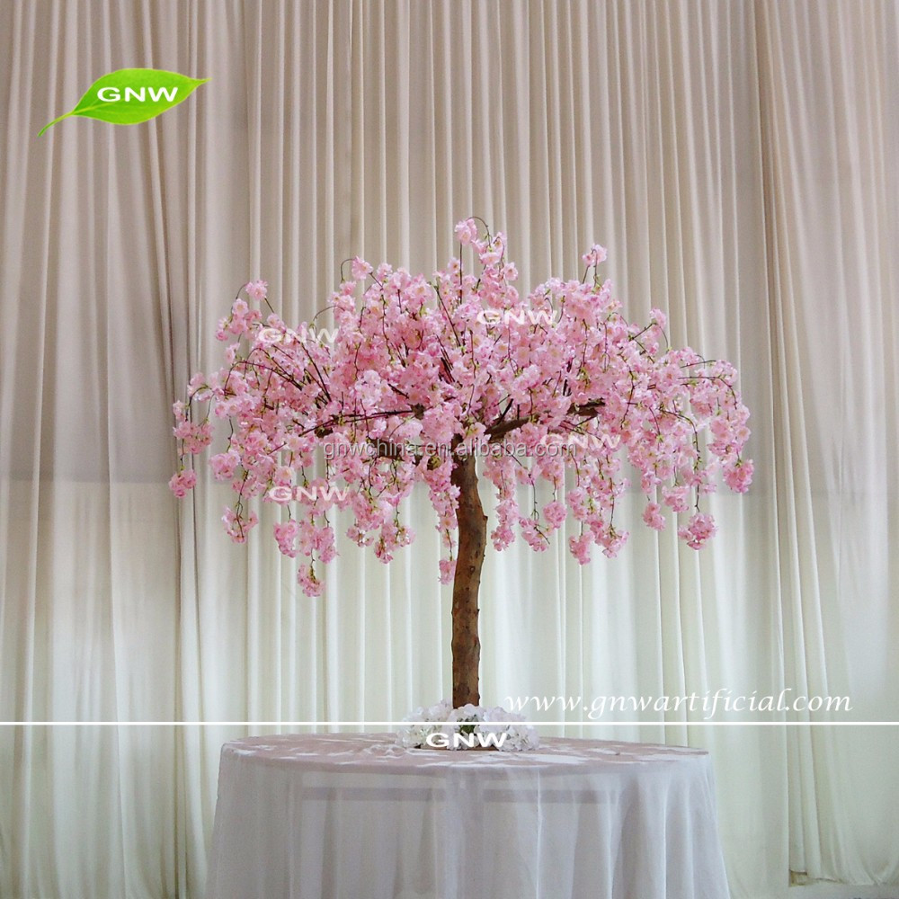 Gnw Ctr1605008 D Wholesale Tall Centerpiece Stands Artificial Cherry