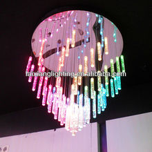 2013 newest modern plastic crystal chandeliers
