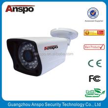 Security IR camera bullet 1.3Megapixel IR distance cheap outdoor IP CCTV camera