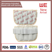 Microwave activated Back Pain Relief Therapy Hot Cold Gel Pack