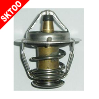 90916-03118 82 DEGREES CAR THERMOSTAT FOR TERMOSTATO TOYOTA HIACE IV Wagon 2.5 D-4D 75KW 11/2001 9091603118 63582