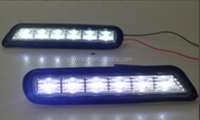 High power Mitsubishi auto spare part/LED DRL Light Lamps for Mitsubishi ASX RXR Outlander Sport (2010-2012)