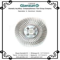 Aluminium heat dissipation profile for led lamp/light