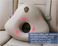 Mubo Brand Design Breathable Nonewire Pressure Relieve Soft Memory Siesta Pillow