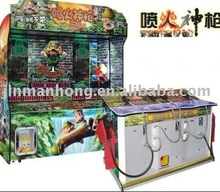 2011 New Game Machine Spurts Fire Of Gun -Three within One Model