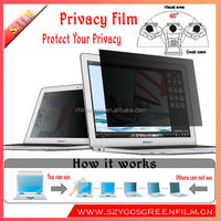 """Super Anti-spy Privacy Screen Protector For Laptop Computer 17""""(16:10)"""