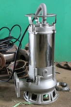 S series underground submersible water pump 1hp china stainless steel pumps