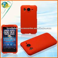 For HTC inspire 4G desire HD orange colorful hard cover