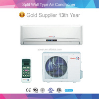 wall mounted heating and cooling AC