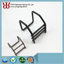 Custom stainless steel spring forming wire, wire form for craft