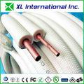 isolamento de tubos de alumínio para ar condicionado