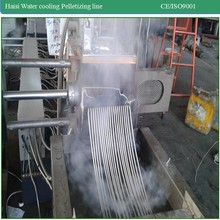 compounding pelletizing extrusion for anti-flame masterbatch