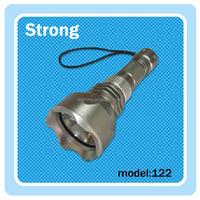 XML-T6 led tactical flash light; motion flashing led light
