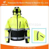 Hi Vis Reflective Waterproof Men Fashion Camouflage Jacket
