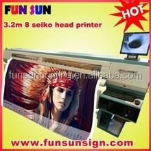 Factory price ! Cheap Infiniti 3.2m outdoor digital large format plotter for flex banner ,vinyl sticker,one way vision etc.