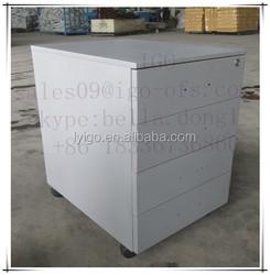 IGO-030 Best Selling High Quality 3 Drawer Steel Mobile Pedestal