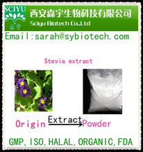 Natural stevia leaf extract