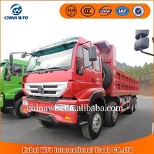 8x4 310hp Star Steyr dump truck china supplier,dump truck for sale