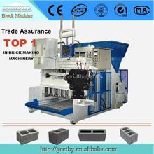 QMY18-15/QMY12-15/QMY10-15/QMY6-30/QMY4-30/QMY2-45 moving concrete block making machine industry
