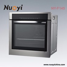Hot selling bread oven !! 65L CE approval built-in industrial ovens for baking /tunnel oven