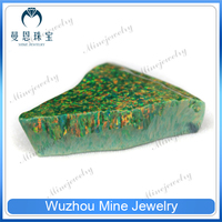 synthetic material opal uncut shape rough opal gem