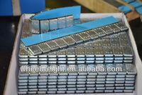 zn coated steel adhesive wheel weights