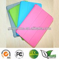 Smart cover for ipad mini,leather case