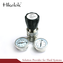 stainless steel back pressure regulating valve 500 psi air pressure regulator