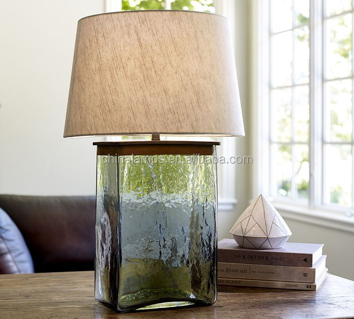 Helder wit glas bal decoratie klassieke tafellampen/led tafellamp ...